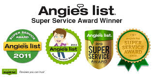 Picture of Angies List Super Service Awards for SafePro Auto Glass Phoenix